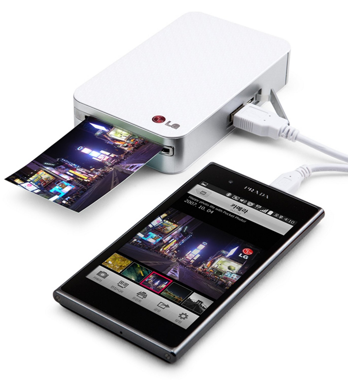 Impressora Portátil Para Android