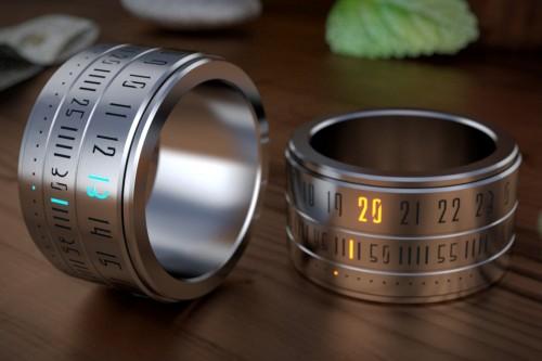 anelogio, o-anel-relogio, veja-as-horas-no-anel, por-que-nao-pensei-nisso, anel-que-vira-relogio