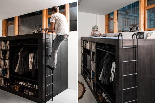 The-Living-Cube, design, inovacao, por-que-nao-pensei-nisso, movel-modular, movel, decoracao 1