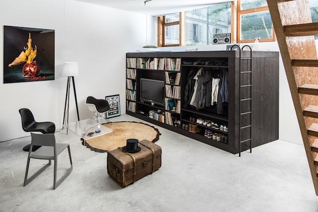 The-Living-Cube, design, inovacao, por-que-nao-pensei-nisso, movel-modular, movel, decoracao