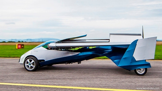 Aeromobil-2.5-Stefan-Klein, Aeromobil-Flying-Car, carro-voador, carro-que-voa, transporte-voador, meio-de-transporte-carro-voador, por-que-nao-pensei-nisso 2