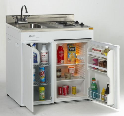 Complete Compact Kitchen Storage Ideas